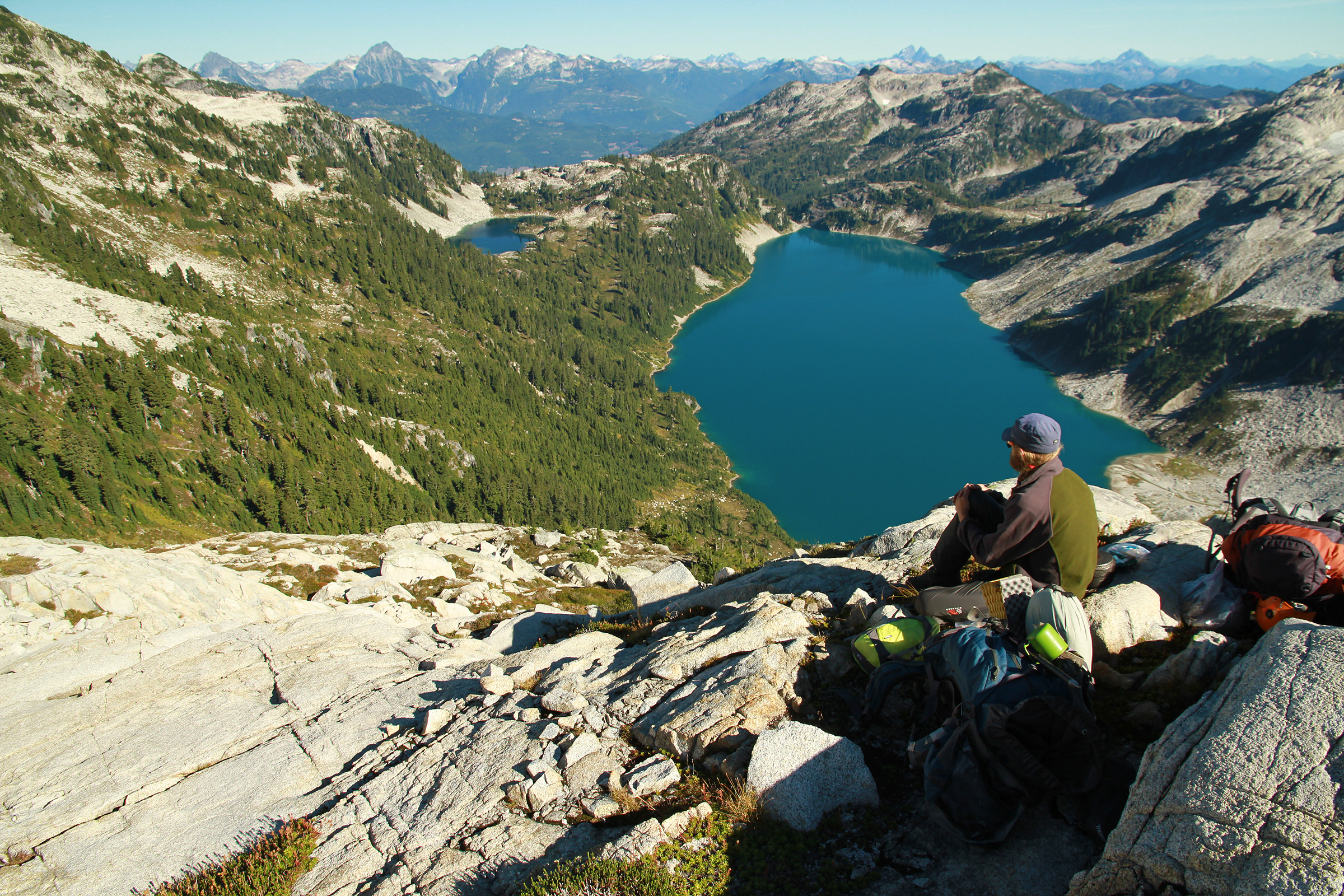 Get To Know Pinecone Burke Provincial Park Federation Of