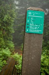 Signage in Cypress Prov Park (Stephen Hui)