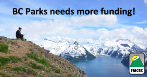 BC parks need more funding