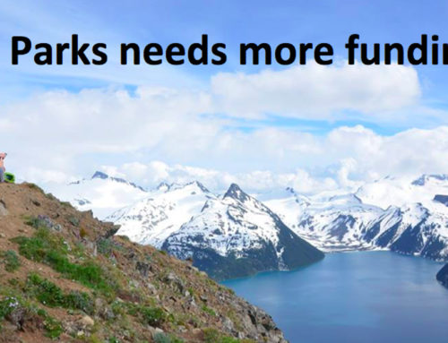FMCBC submits budget recommendations for BC Parks and Recreation Sites and Trails BC