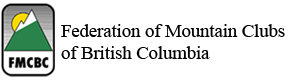 Federation of Mountain Clubs of BC Logo